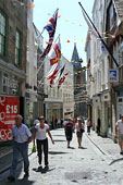 St Peter Port, Guernsey : the High Street